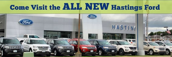 About Hastings Ford Inc A Ford Dealership In Greenville