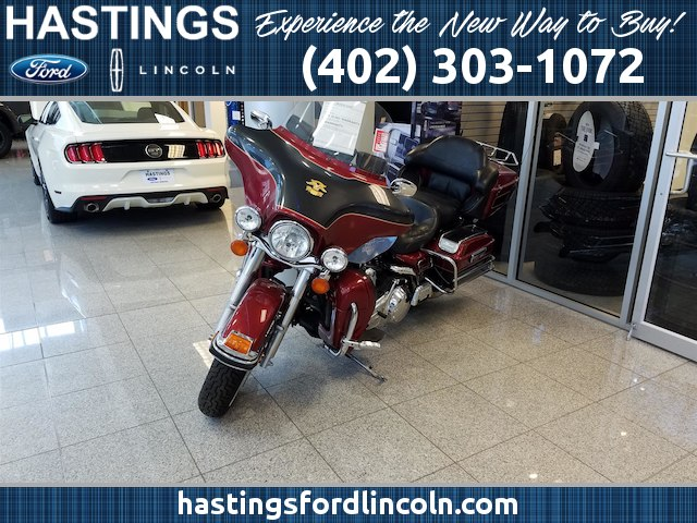 2007 Harley-DAV FLHTCU