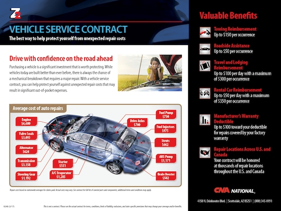 Vehicle Service Contracts Hastings Ford Lincoln