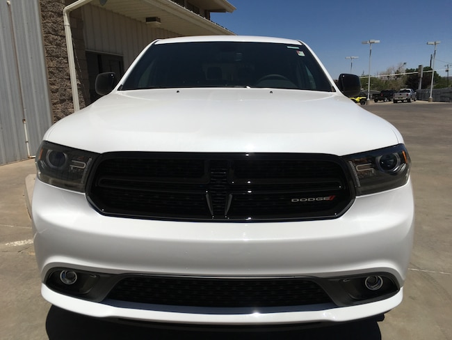 New 2018 Dodge Durango Sxt Plus Awd For Sale In Snowflake