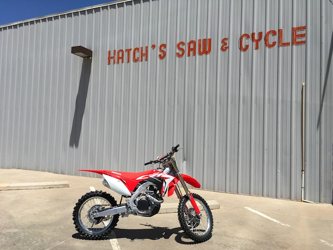 2017 Honda CRF 450 Motorcycle