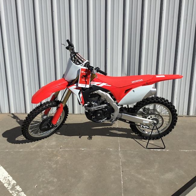 2018 Honda CRF 250 Motorcycle