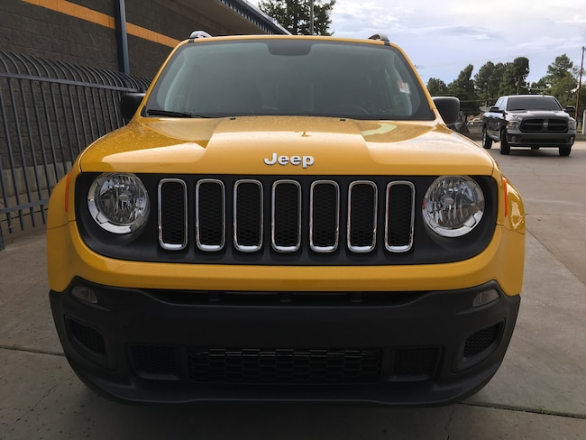 New Jeep Renegade SPORT X For Sale In Show Low AZ VIN - Show low car dealers