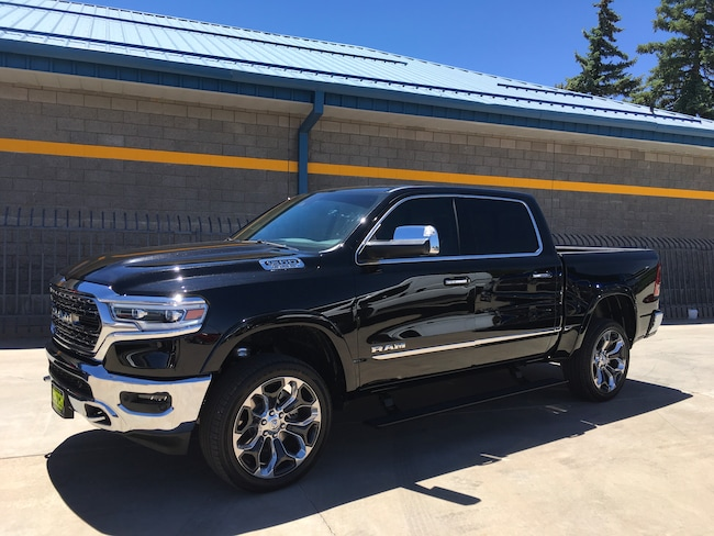 New 2019 Ram 1500 Limited Crew Cab 4x4 5 7 Box For Sale In