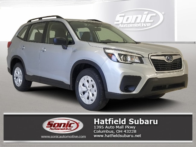New 2019 Subaru Forester Standard SUV for sale in Columbus, OH