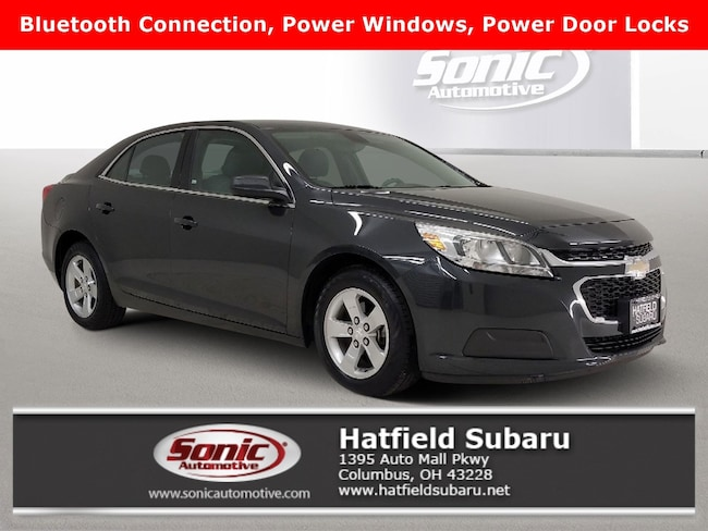 Used 2014 Chevrolet Malibu LS 4dr Sdn  w/1 for sale in Columbus, OH