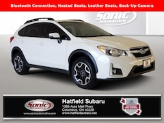 Certified Pre-Owned 2017 Subaru Crosstrek Limited Limited 2.0i CVT for sale in Columbus, OH