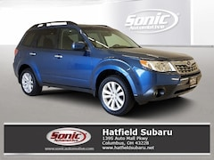 Used 2012 Subaru Forester 2.5X Limited 4dr Auto for sale in Columbus, OH