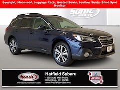 Certified Pre-Owned 2018 Subaru Outback Limited 2.5i Wagon for sale in Columbus, OH