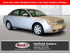 Bargain 2007 Ford Five Hundred SEL Sedan for sale in Columbus, OH