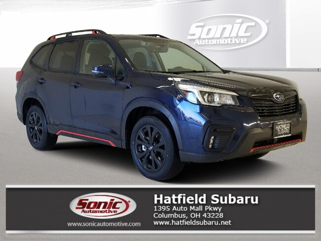 New 2019 Subaru Forester Sport SUV for sale in Columbus, OH