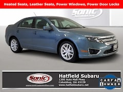 Bargain 2012 Ford Fusion SEL Sedan for sale in Columbus, OH