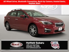 Certified Pre-Owned 2017 Subaru Impreza Limited 2.0i  5-Door CVT for sale in Columbus, OH