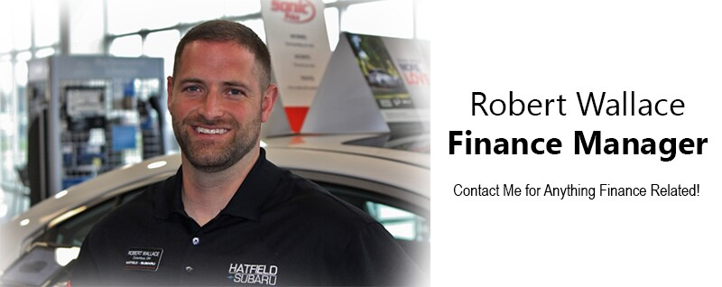 Robert Wallace Finance Manager