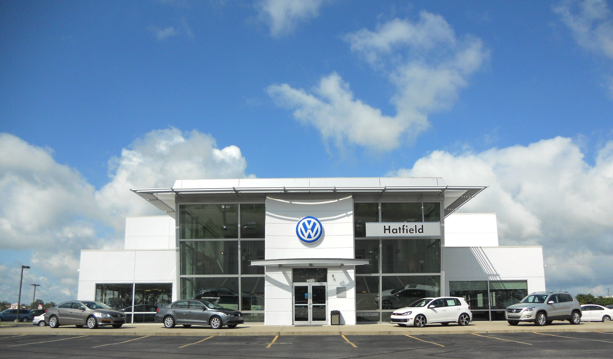hatfield volkswagen volkswagen dealer  columbus