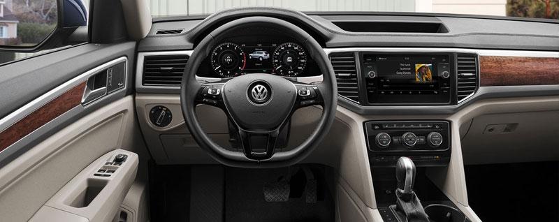 2018 Volkswagen Atlas Review Price Specs Columbus Oh