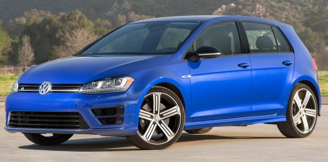 2018 Golf R Sports Car Review Specs Features Columbus Oh