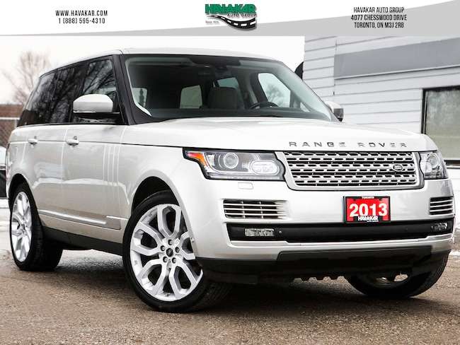 2013 Land Rover Range Rover Supercharged SUV