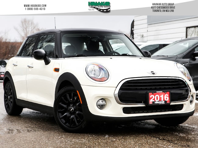 2016 MINI 5 Door Cooper Hatchback