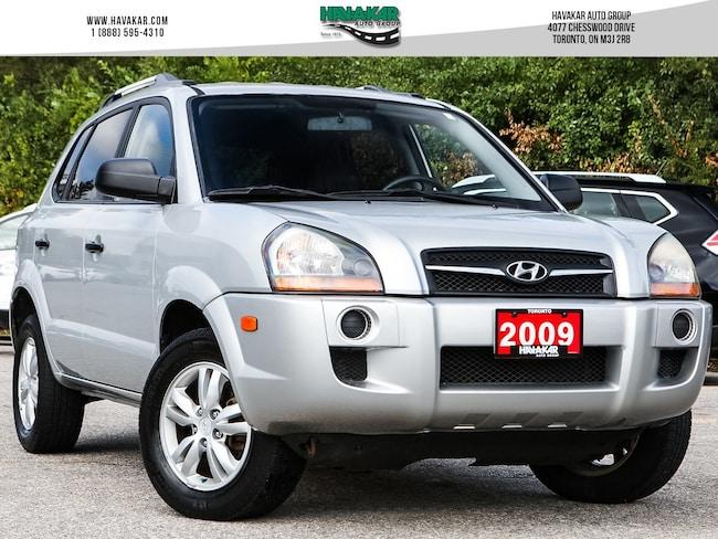 2009 Hyundai Tucson GL SUV