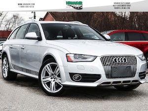 2014 Audi A4 Allroad 2.0 Technik