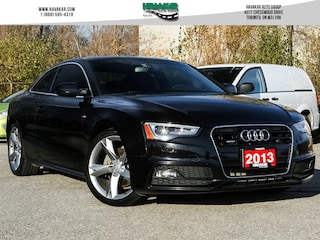 2013 Audi A5 2.0T Premium  S-Line  6speed Coupe