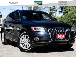 2014 Audi Q5 3.0 Technik   Nav Rear Camera