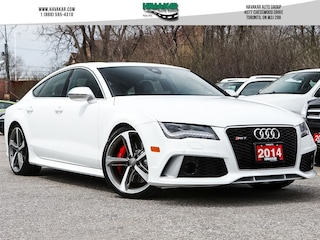 2014 Audi RS 7 4.0 (Tiptronic) Sedan