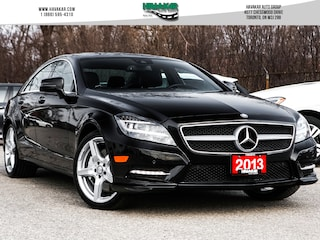 2013 Mercedes-Benz CLS-Class 550 4MATIC Coupe