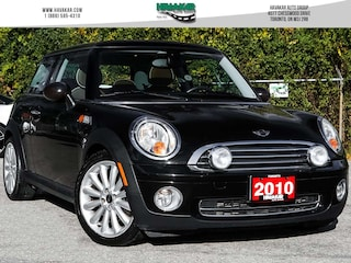 2010 MINI Cooper Mayfair Edition  Auto Leather Roof Hatchback