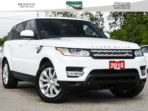2015 Land Rover Range Rover Sport V6 HSE   Loaded with options