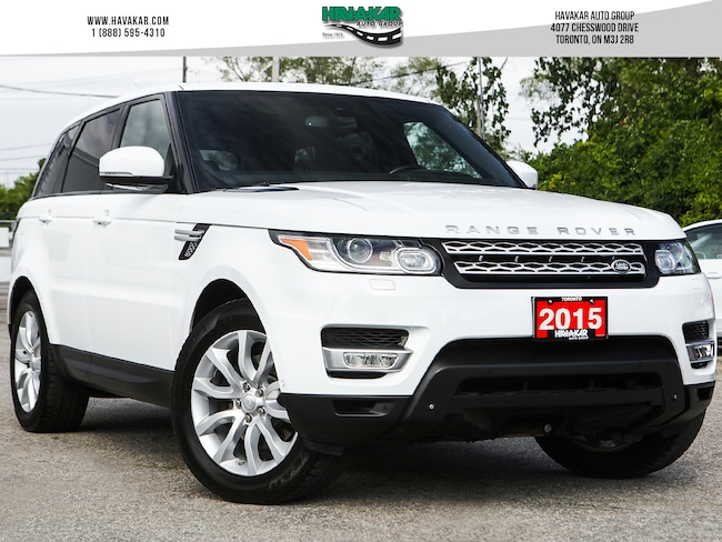 2015 Land Rover Range Rover Sport V6 HSE   Loaded with options SUV