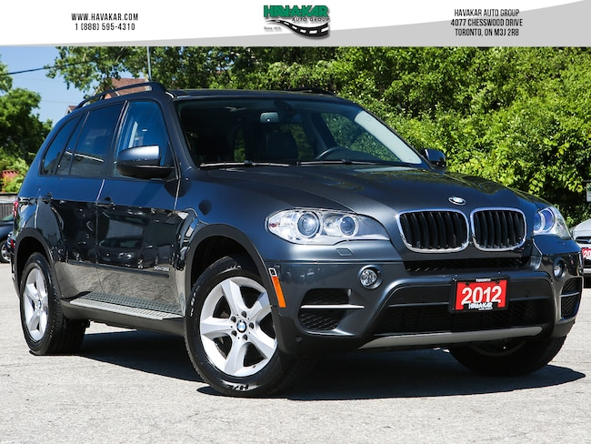 2012 BMW X5 xDrive35i Nav Backup Camera SUV