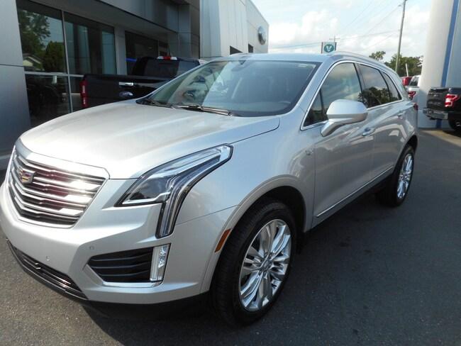 2019 Cadillac XT5 Premium Luxury FWD FWD  Premium Luxury