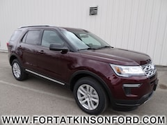New 2019 Ford Explorer XLT SUV for sale in Fort Atkinson, WI