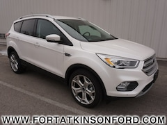 New 2019 Ford Escape Titanium SUV for sale in Fort Atkinson, WI