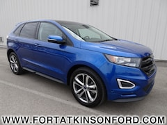 Used 2018 Ford Edge Sport SUV for sale in Fort Atkinson, WI