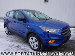 New 2019 Ford Escape S SUV for sale in Fort Atkinson, WI