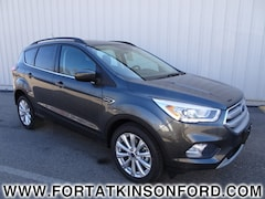 New 2019 Ford Escape SEL SUV for sale in Fort Atkinson, WI