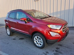 New 2018 Ford EcoSport SE SUV for sale in Fort Atkinson, WI