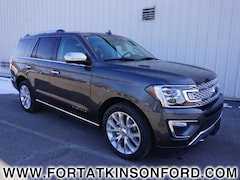 New 2019 Ford Expedition Platinum SUV for sale in Fort Atkinson, WI