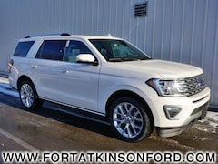 New 2019 Ford Expedition Limited SUV for sale in Fort Atkinson, WI