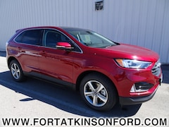 New 2019 Ford Edge SEL SUV for sale in Fort Atkinson, WI