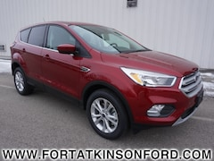 New 2019 Ford Escape SE SUV for sale in Fort Atkinson, WI