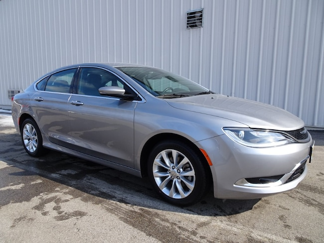 2016 Chrysler 200 C Sedan