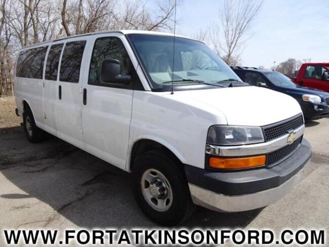 2007 Chevrolet Express 3500 LS Passenger Van