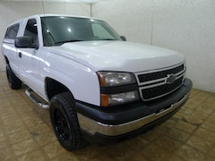2006 Chevrolet Silverado 1500 Work Truck Truck Regular Cab