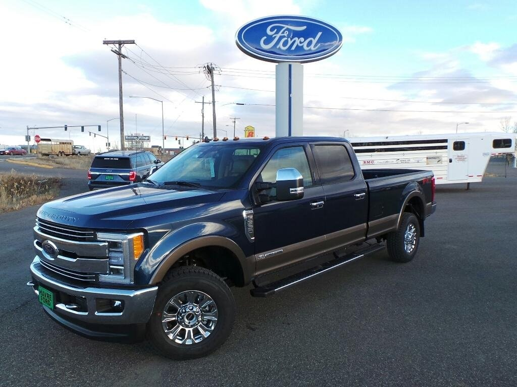 2019 Ford Super Duty F-350 SRW F350 4X4CREW/CS