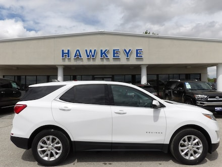 Featured Used 2018 Chevrolet Equinox LT AWD  LT w/1LT for sale near you in Red Oak, IA