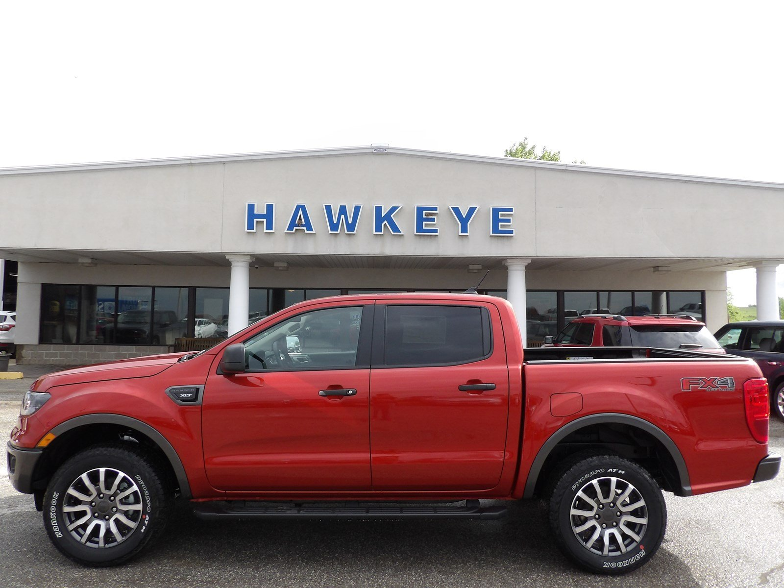 New 2019 Ford Ranger For Sale at Hawkeye Ford Inc    VIN: 1FTER4FH3KLA40753